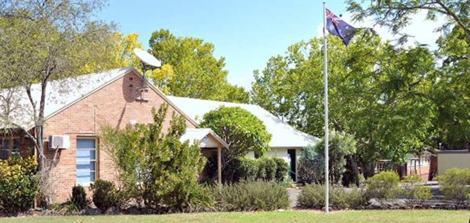 Northmead Public School building